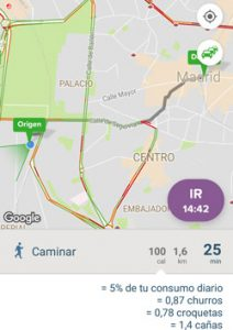 que es ux writing ejemplo citymapper | soluciones marketing digital barato para pymes y autonomos