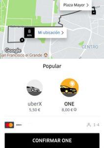 que es ux writing ejemplo uber | soluciones marketing digital barato para pymes y autonomos