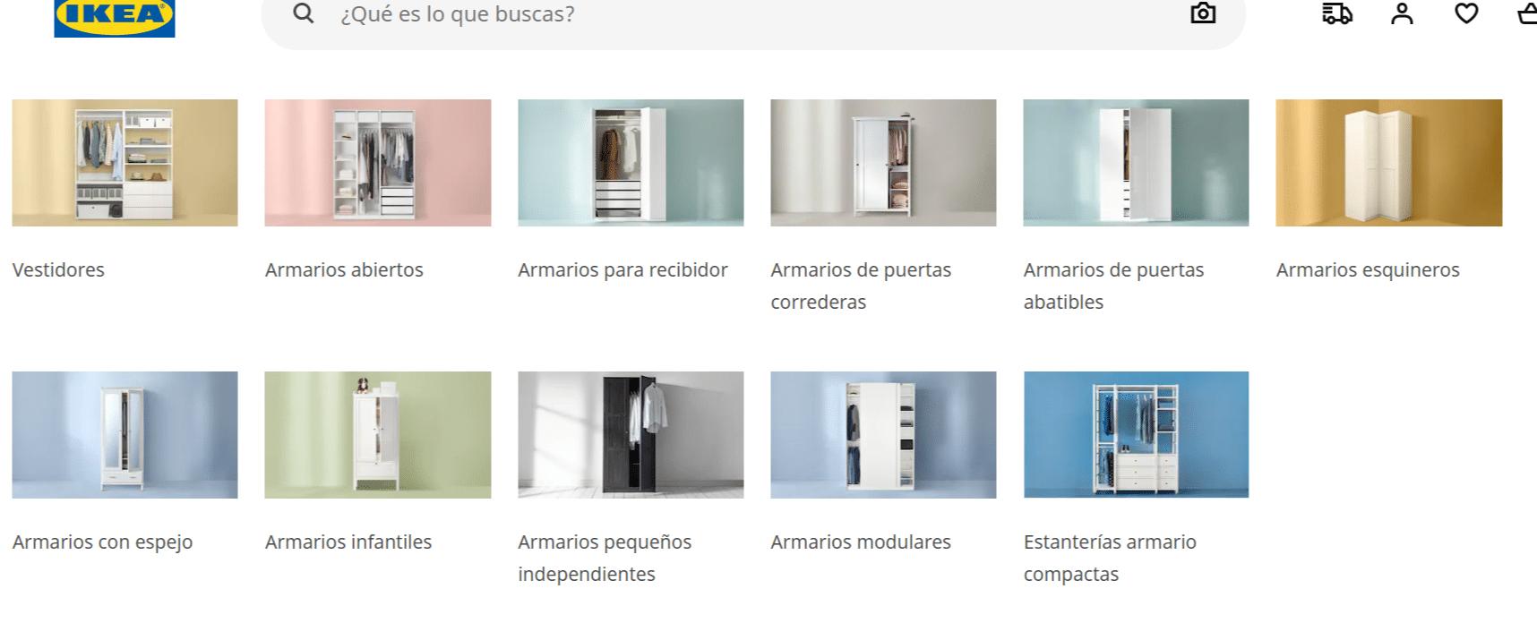 como posicionar en primera pagina IKEA marketing digital para pymes autonomos paulapmartin