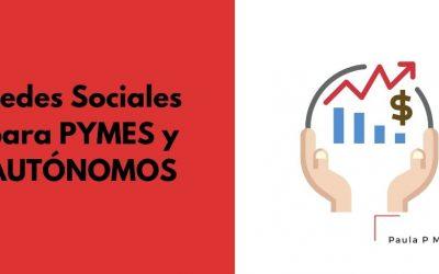 Redes Sociales para pymes y autónomos